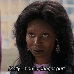 funny quotes from the movie ghost molly you in danger girl | ... Brown Molly Jensen Sam Wheat You in danger girl tookmyworldwithyou