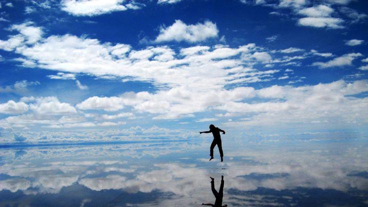 Salar de Uyuni, Bolivia - Largest Salt Flats in the World