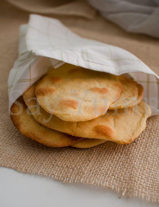 Pane azzimo-Ricetta senza lievito