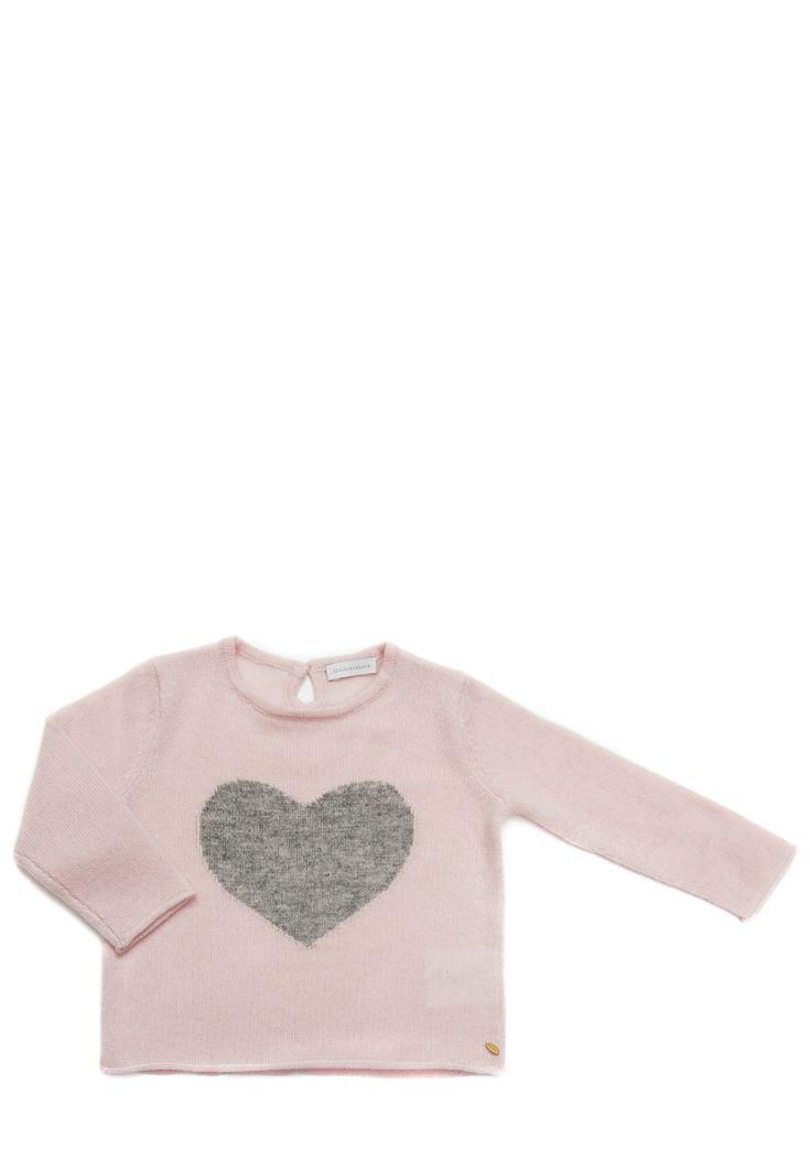Delicate Love Pullover Gloria, Kaschmir, Rundhals rosa Jetzt bestellen unter: https://mode.ladendirekt.de/damen/bekleidung/pullover/rundhalspullover/?uid=f45a30d4-8962-555c-bd89-b31d2737bb1d&utm_source=pinterest&utm_medium=pin&utm_campaign=boards #halspullover #pullover #tops #bekleidung Bild Quelle: brands4friends.de
