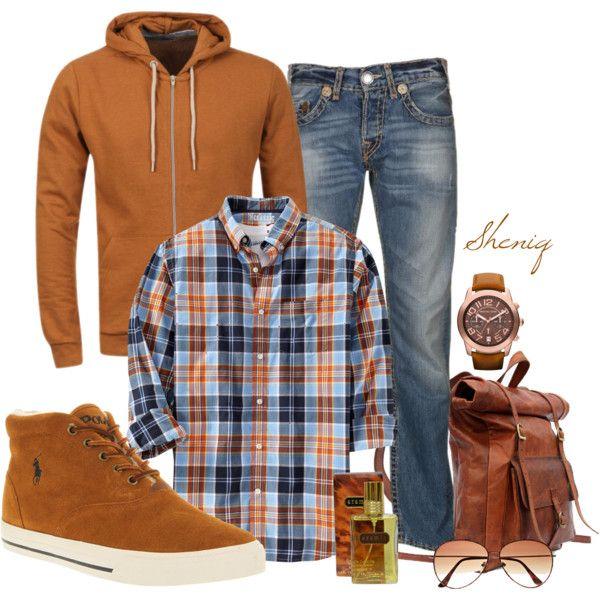 Casual Menswear by Sheniq by sheniq on Polyvore