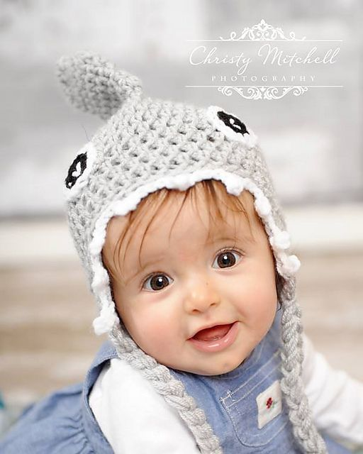 Mejores 52 imágenes de Shark Crochet Patterns en Pinterest | Ideas ...