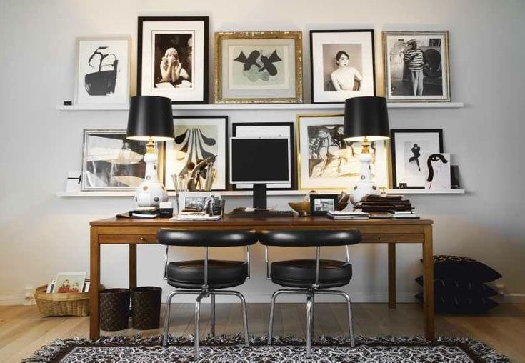 M Birger console table