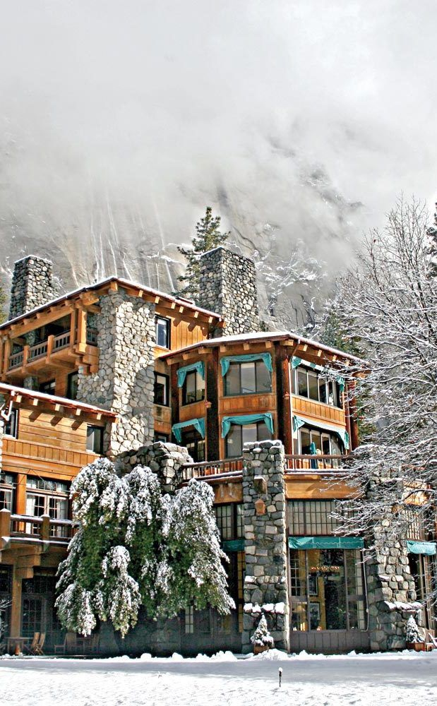 The Ahwahnee Hotel    Travel   Vacation Ideas   Road Trip   Places to Visit   Yosemite National Park   CA   Restaurant   Hotel