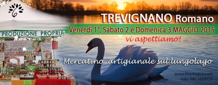 Mercato sul lago - Trevignano Romano