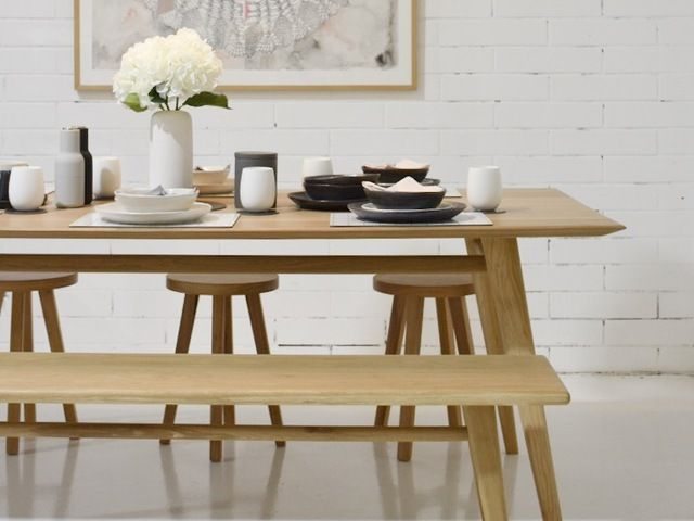 Austin Dining Table By Raw Sunshine Coast Dining Table Timber