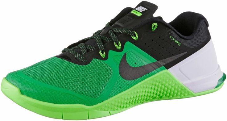 #Nike #Metcon 2 #Fitnessschuhe #Herren #grün/schwarz -