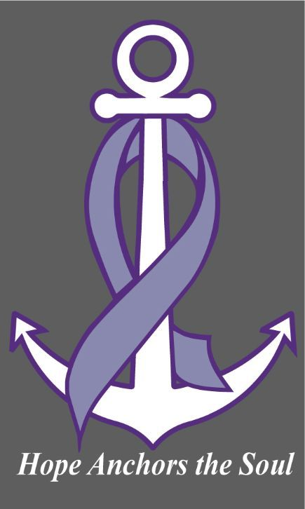 This inspiring tee is for anyone that wishes to show support for anyone battling cancer. The Lavender Ribbon represents all cancers and the purple outline represents the caregivers who tirelessly and