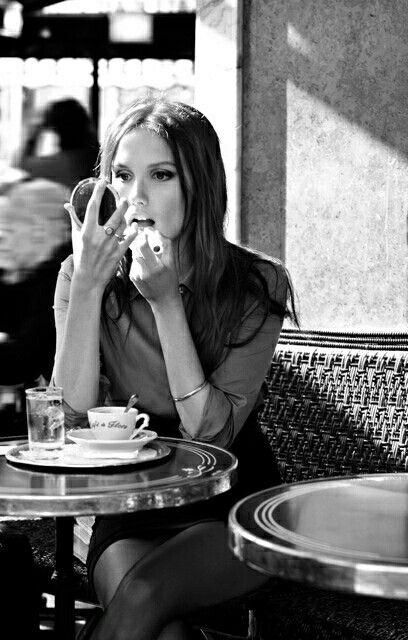 Cafe resident.