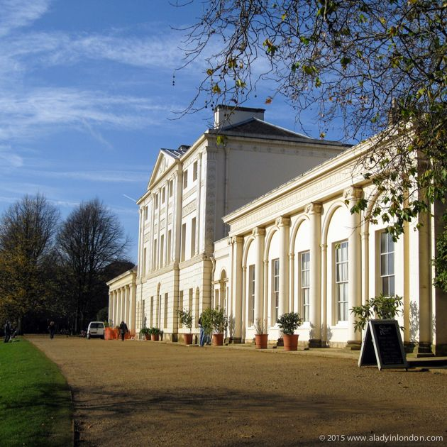 Kenwood House. Guide to the 8 best museum restaurents in London. Kenwood House in Hampstead leads onto the Heath, and has wonderful outdoor concerts on Summer evenings.