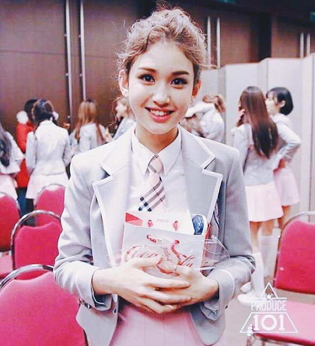; ©produce101 #SOMIFIGHTING