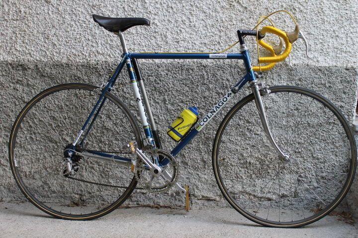 COLNAGO MEXICO Super Master Campagnolo Record corsa vintage racing bike Saronni