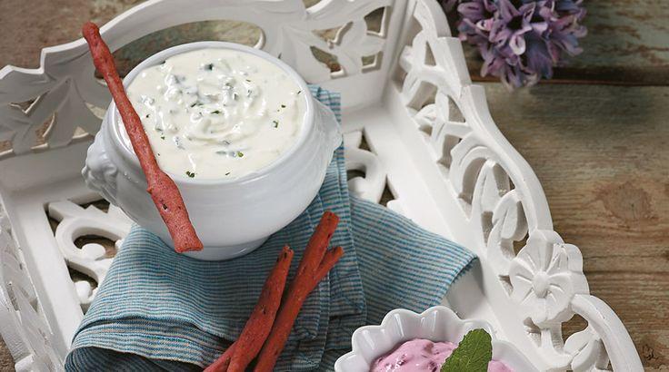 Κλασικό να το τρως με το κουτάλι, με παντζάρι για εντυπωσιακό χρώμα και γεύση ιδανικό και για άλειμμα σε σάντουιτς, με κολοκυθάκια και σαφράν ιδανικό ακόμη και για dressing σαλάτας