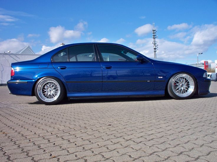 E39 M5 POWER - 5er BMW - E39