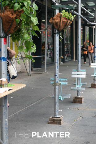 Three Inspiring Urban Parasites