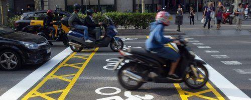 semafori per viaggiare in moto