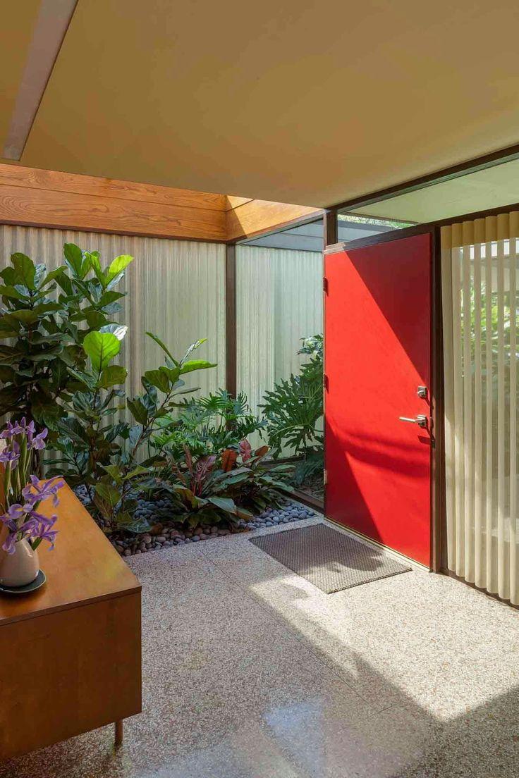 504 best mcm doors & entryways images on pinterest | midcentury