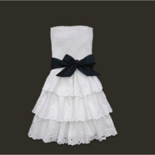 the gallery for gt hollister dresses white