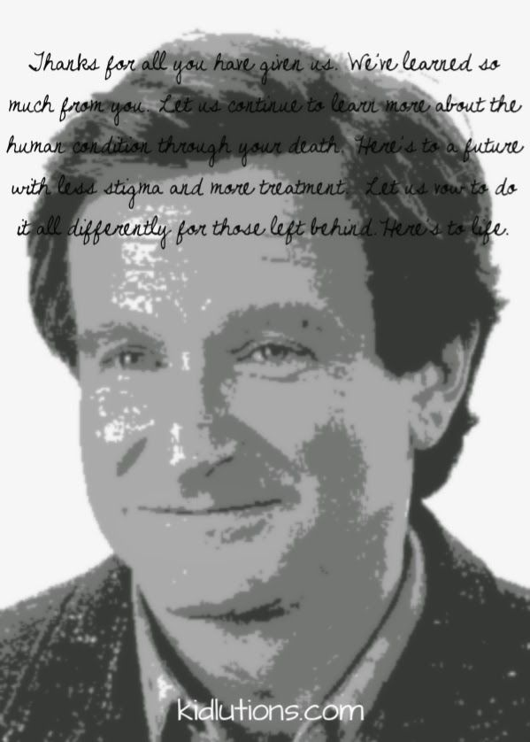 Robin Williams, Mental Illness Sufferer, Dead at 63 Due to Suicide