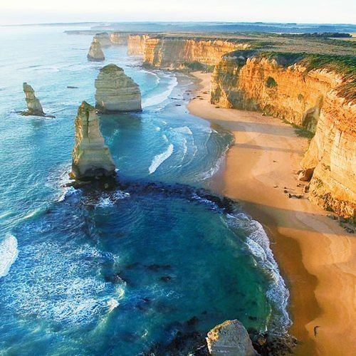 Of the original limestone formations, only 8 remain! This Apollo Bay gift package includes an incredible flight, a delicious meal, and a drink at the renowned Brewhouse!