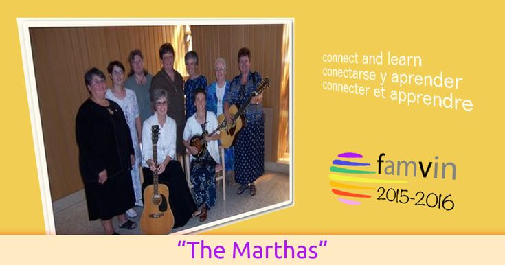 Connect and Learn: Sisters of St. Martha of Antigonish #YVC2015 #ConnectLearnYVC