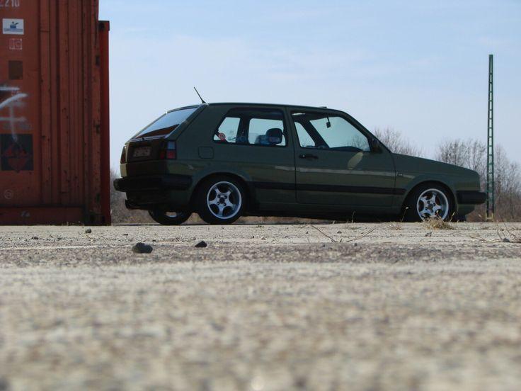 Golf II Hungary 2