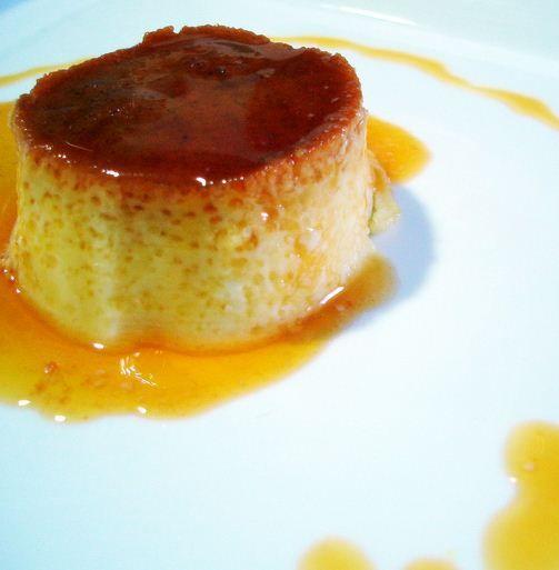 Receta de flan de queso casero - El Aderezo - Blog de Recetas de Cocina