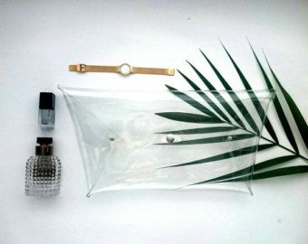 Minmalist moderno bolso, bolso del futuro, bolso Trapezoidal, trapecio bolso, bolso único, bolsas Premium, bolsa transparente claro embrague, minimalista moderno