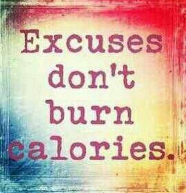 EXERCISE and hard work burn calories. Excuses do not. #TIU #BIKINISERIES #createyoursummer @Tone It Up Karena & Katrina