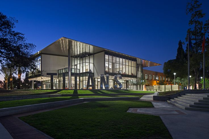 California State University, Fullerton Titan Student Union | Steinberg Architects | Photography by Lawrence Anderson | Higher Education | CSUF