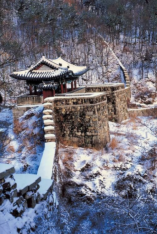 Geumjeongsanseong (Fortress) in Busan.
