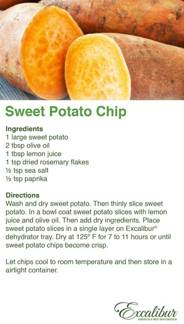 Serve this tasty & #Healthy snack  at your #Holiday #Feast - Rosemary Sweet Potato Chips!