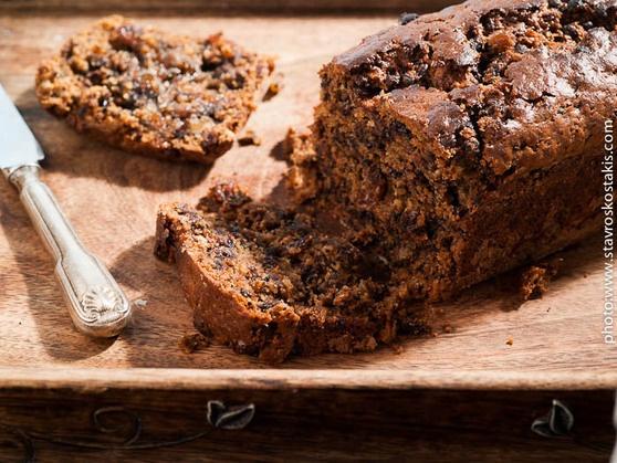 Αργυρώ » Νηστίσιμο κέικ