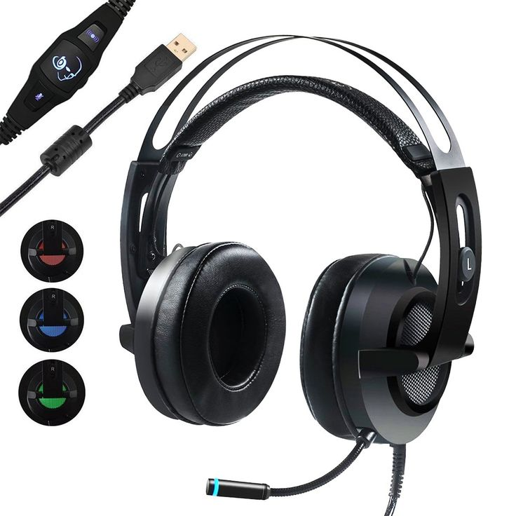 MFEEL 7.1 Surround Sound Gaming Headset ($19.99). #Getunboxed for the best tech unboxing videos, carefully curated shows, & an opportunity to live chat with creators. #Gaming #Headset #SurroundSound #Headphones