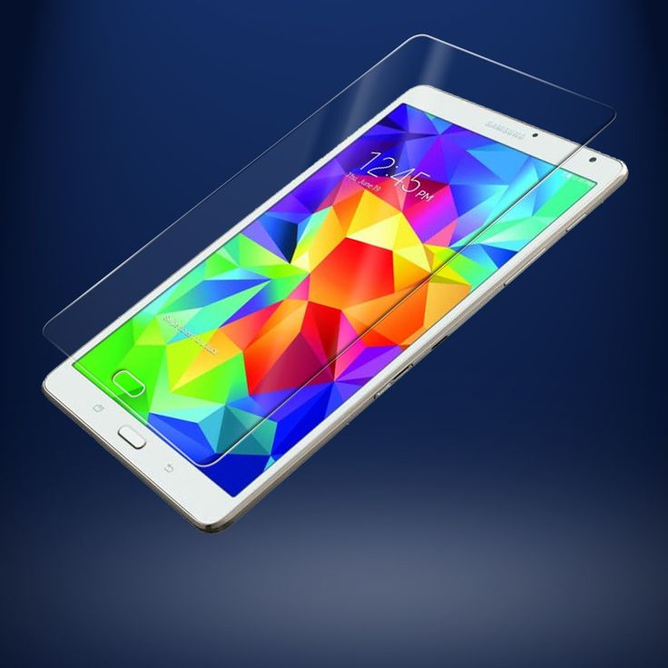 Samsung Galaxy Tab S Tempered Glass Screen Protector - 13.45$