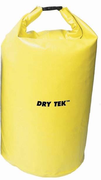 DRY TEK Dry Bag 9.5 X 16 Yellow