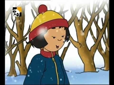 Flocos de neve de Ruca   – pre escolar