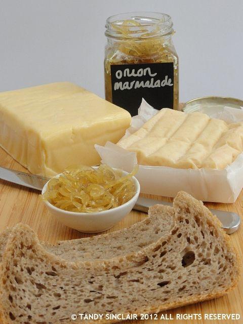 Onion Marmalade Recipe - Lavender and Lime