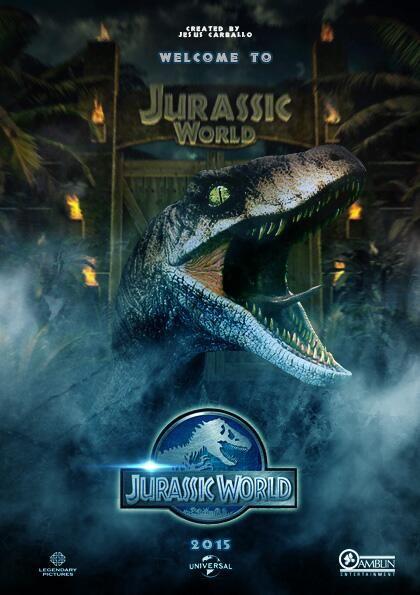 Parque Jurásico 4 Jurassic Park IV / Jurassic Park 4