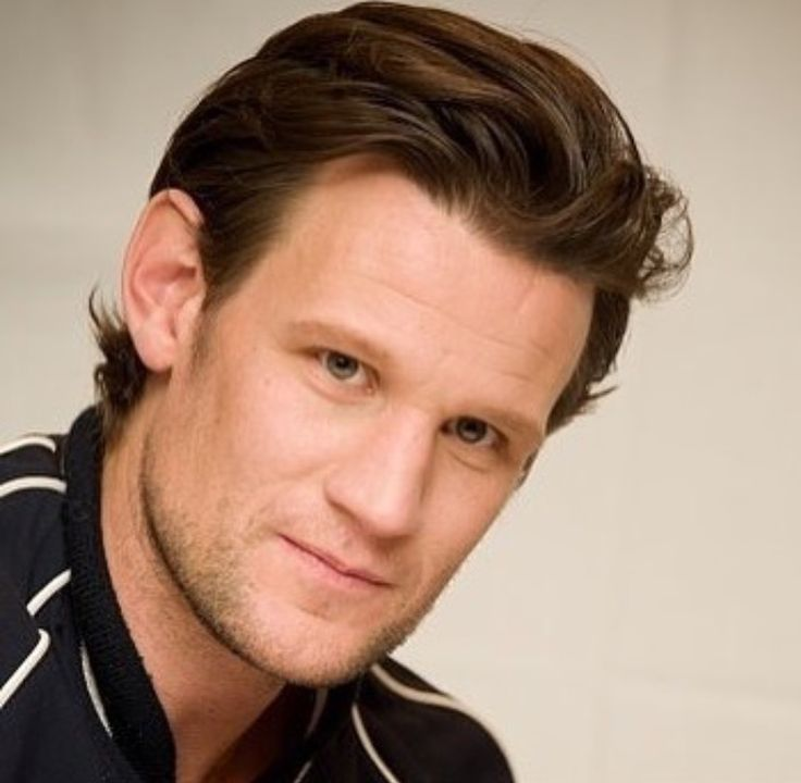 A Doctor a day/Matt Smith.  Photo  call for The Crown