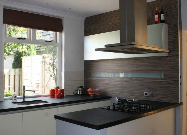 25 beste idee n over rvs apparaten op pinterest roestvrij staal schoonmaken roestvrije - Redo keuken houten ...