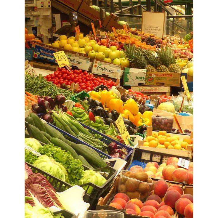 Mercato Orientale, Genova, Italy