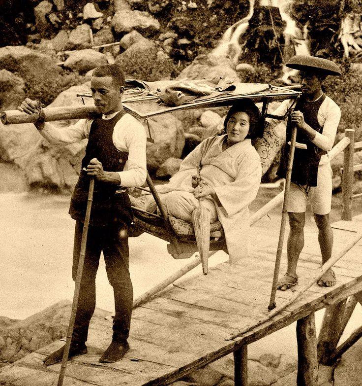 Japan 1904 | flickr by Diane Worland