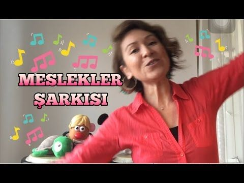 MESLEKLER ÇOCUK SARKISI - YouTube