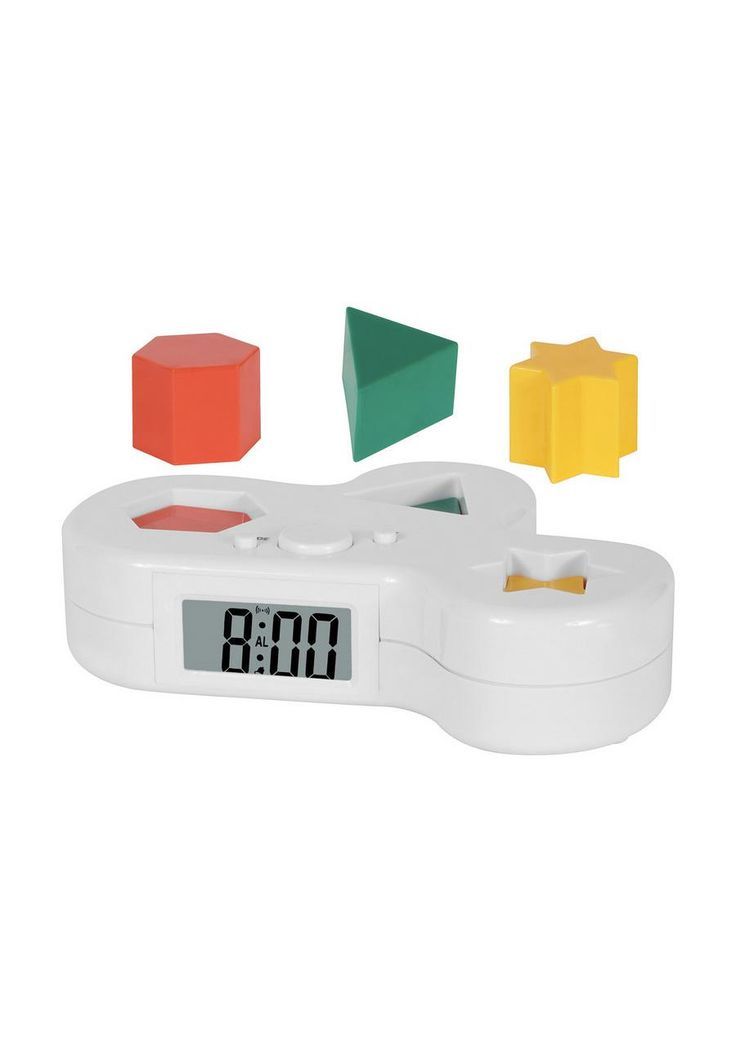 Get your brain started right away in the morning with these puzzle alarm clock
