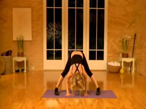 Tracy Anderson Exercises, Part 6. VIDEO. Cool Down / Stretches.