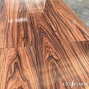 Produktbild: FALQUON Morris Walnut D4188 Hochglanz Laminat Holzoptik (2,125m²)