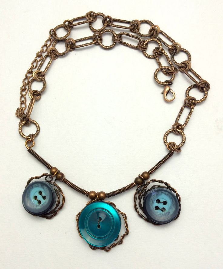 45 best Copper Creative Jewelry images on Pinterest | Copper jewelry ...