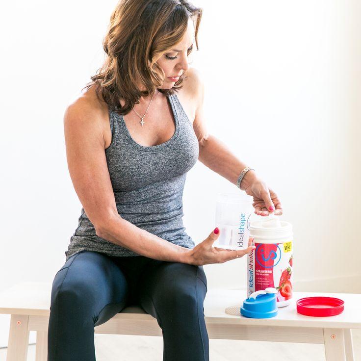 Introducing Debbie Siebers-Celebrity Trainer and Wellness Expert - IdealShape