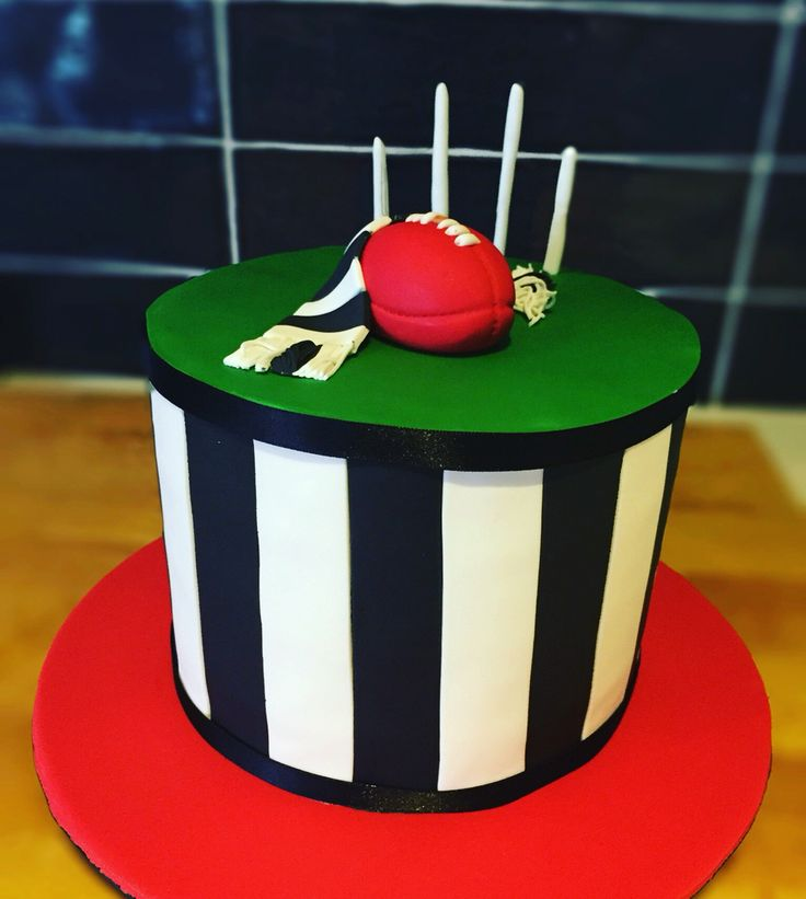 Afl Cake Toppers